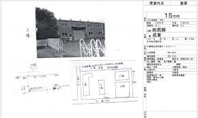 山武市富口1800-1(成東駅)富口貸倉庫・作業所