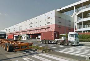 江東区青海3-2-17(テレコムセンター駅)ワールド流通センター 1-3階部分