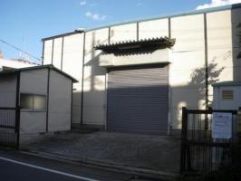 足立区梅田5-11-7(梅島駅)中村倉庫