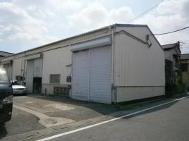 草加市青柳3-13-18(松原団地駅)宇田川第3倉庫