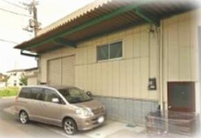 草加市青柳2-13-32(獨協大学前駅)青柳貸倉庫