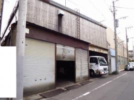大田区大森南1-9-4(梅屋敷駅)梅屋敷 工場