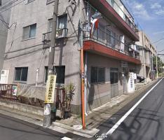 目黒区目黒本町6-4-4(西小山駅)向原マンション