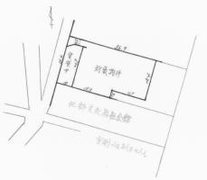 高座郡寒川町宮山2821-1(倉見駅)倉見 貸地