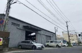 草加市青柳2-3-10(獨協大学前駅)獨協大学前 倉庫
