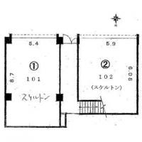 杉並区上荻1丁目(荻窪駅)荻窪 貸倉庫